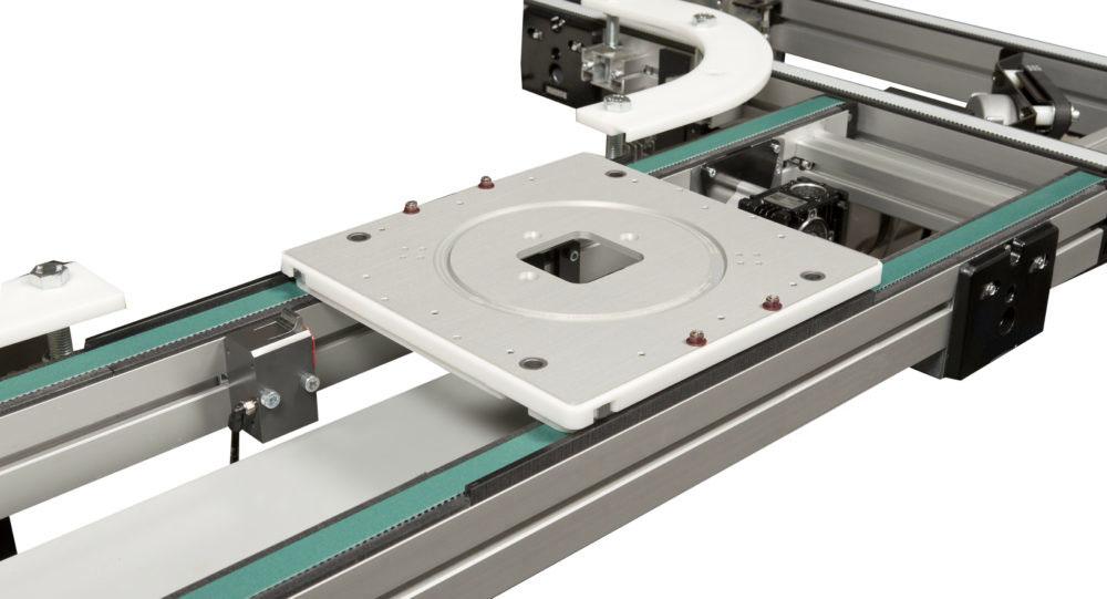 BOSCH REXROTH® PU-LinearPower T-5 Steel PAZ/PAR green 2.7MM