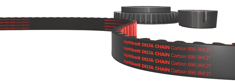 Optibelt Delta Chain Carbon 2016
