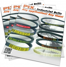 Pix Industrial belt catalogue