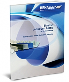 BEHAbelt Elastic conveyor belts