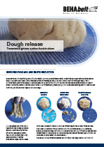 Bakery - Dough release