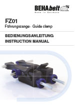 FZ01 Instruction manual