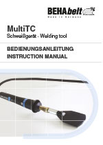 MultiTC Instruction manual
