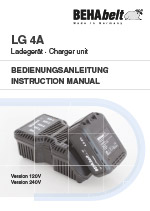 LG4A Instruction manual de/en/fr/es