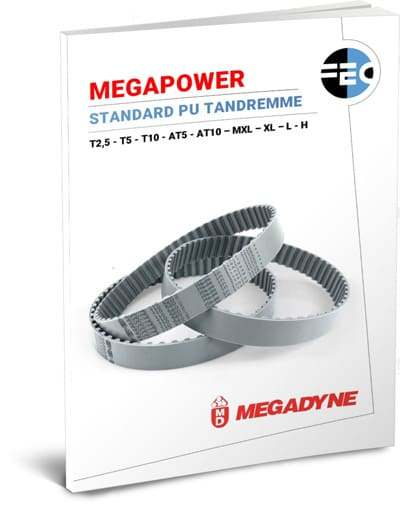 Megapower PU tandremme